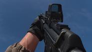 Call of Duty Modern Warfare 2019 Проекционный прицел Кор Комбат 1