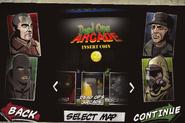 Dead Ops Arcade unlocked menu BOZ