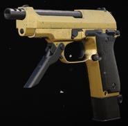 Diamatti Gold Gunsmith BOCW
