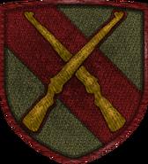 Infantry Division Emblem WWII