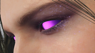 Samantha Maxis Noir eyes close up BOCW