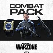 Call of Duty- Warzone - Combat Pack
