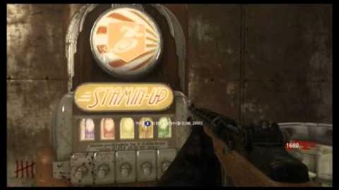 Call of Duty Black Ops Zombies Stamin-Up Song