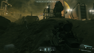 Call of Duty Infinite Warfare Горящая вода 9