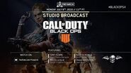 Official Call of Duty® Black Ops 4 – Studio Broadcast Operation Apocalypse Z
