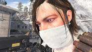 """Samantha Maxis """"Death's Bride"""" close up in-game BOCW"""