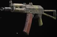 AK-74u Acidic Gunsmith BOCW
