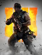 Ajax Artwork BO4
