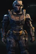 Battery Operation Dark Divide Cpt Catalyst outfit BO4