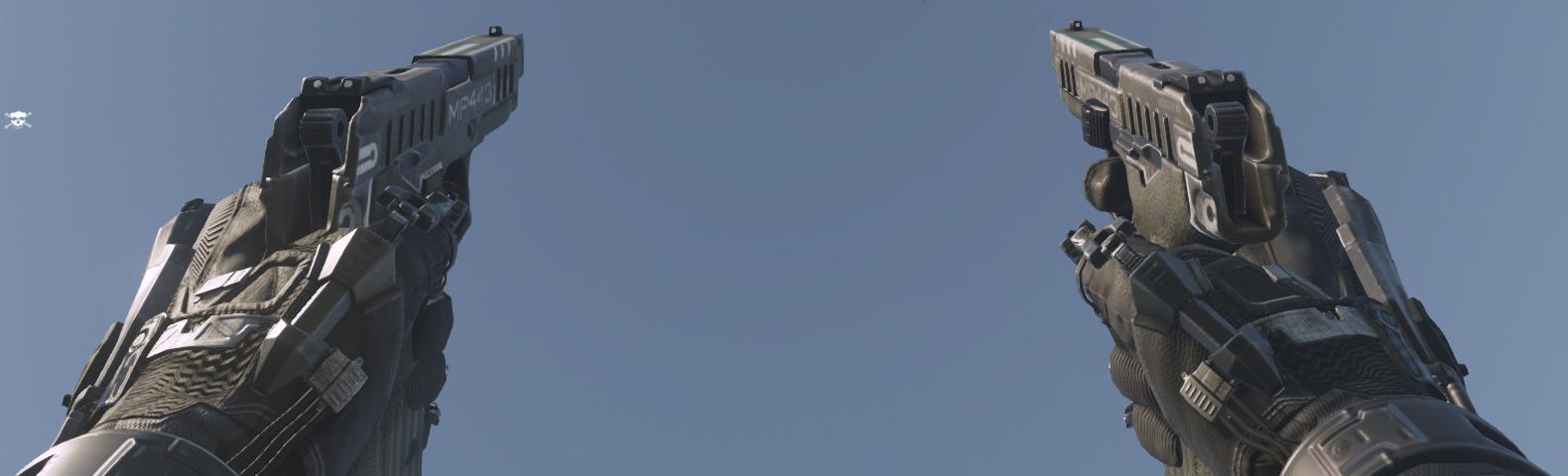 MP-443 Grach/Variants