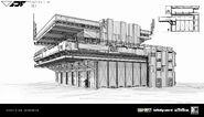 Mars Buildings 2 by Benjamin Last IW