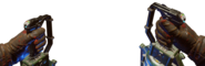 Ragnarok DG-4 in-game view