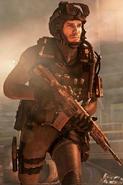 David ''Hesh'' Walker Remington R5 CODG