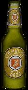 Stamin-Up Perk-a-Cola Bottle model BOII