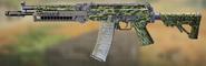 АК117 Военштаб зеленые