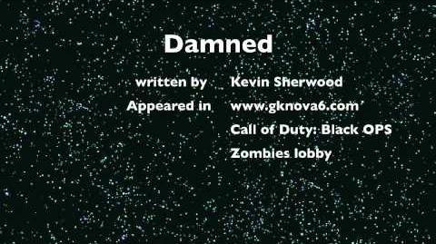 Call of Duty Black Ops gknova6 - Nazi Zombie song