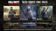 TaskForceOne Pack CODV
