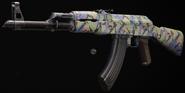 AK-47 Chemical Gunsmith BOCW