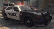 LAPD Squad Car BOII