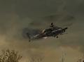 Mi-24 shot down Wolverines! MW2