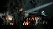 Cordis Die White House aflame BOII
