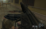 MP5SD Fast Mag reloading BOII