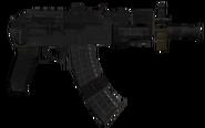 AK-74u Third Person MW3