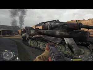 Call of Duty (2003) - Dawnville (American Missions) -4K 60FPS-
