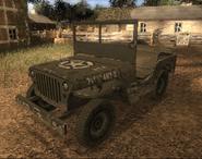 Jeep CoD WaW FF