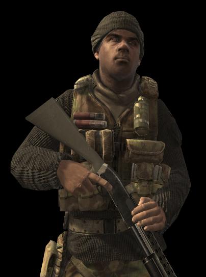 Мак (Modern Warfare)