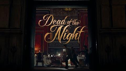"""Official Call of Duty® Black Ops 4 – """"Dead of the Night"""" Intro"""