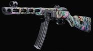 PPSh-41 Glitch Gunsmith BOCW