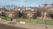 Port FuelDepot Verdansk Warzone MW