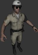 US Military Police Model