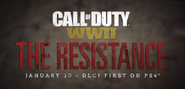 DLC1 Reveal WWII