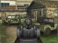 M14 Iron Sights BODS
