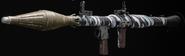 RPG-7 Frost Gunsmith BOCW