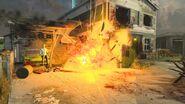 Raygun Mark II-Y charged explosion BO4