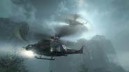 UH-1 – Место падения