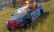 Blackout Police SUV Nikolai Bo4
