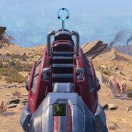 RayGun Mk.II BO4 aiming