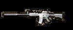 M4A1 Suppressed Pickup MW2