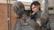 Samantha Maxis Noir Zombie Head gesture third-person BOCW