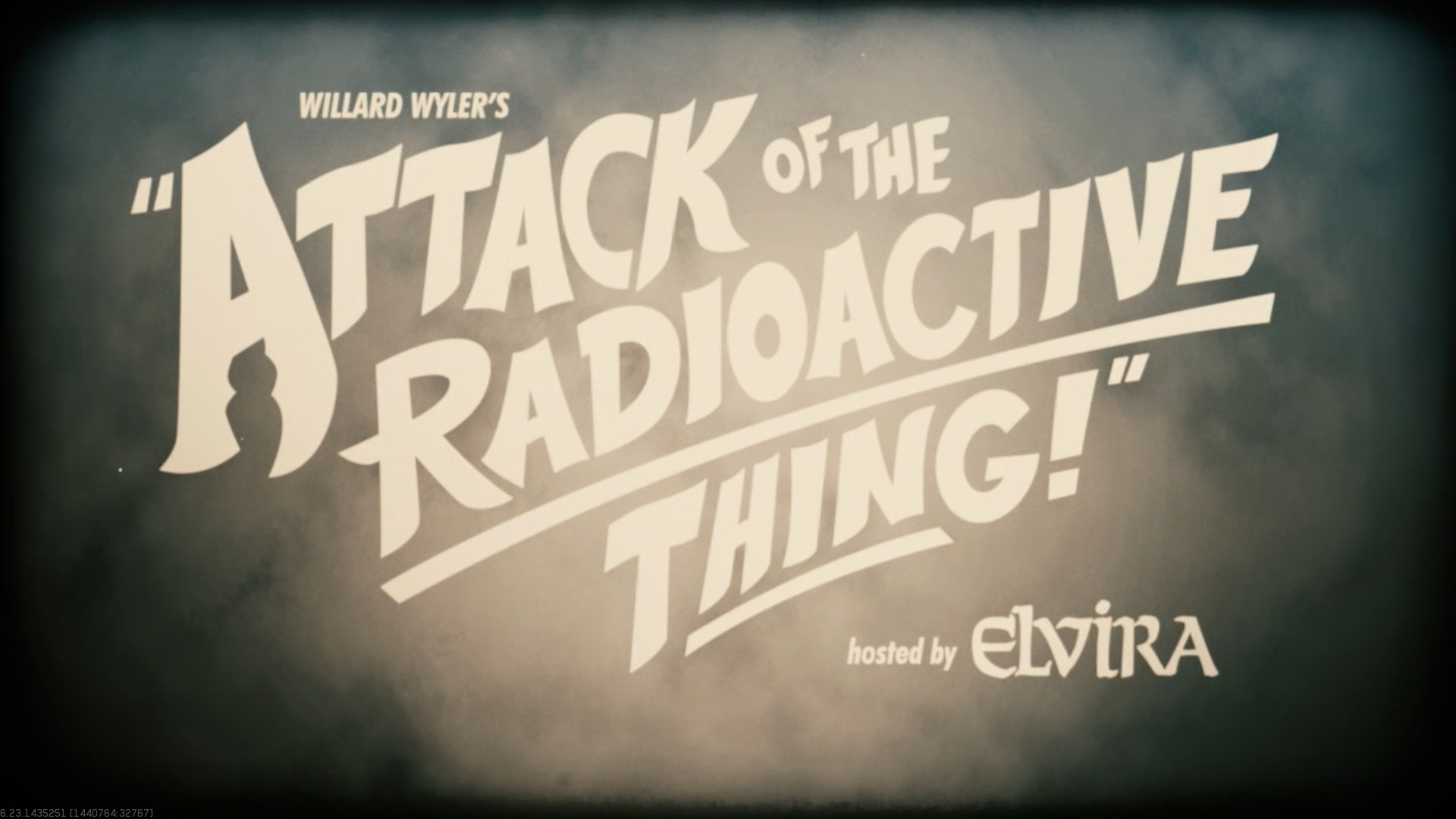 Attack of the Radioactive Thing