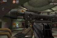 Centrifuge lower level BOZ