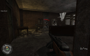 Comrade Sniper room clearing CoD2