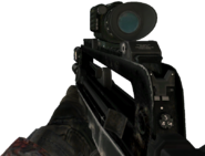 FAMAS Thermal Scope MW2