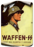 Poster Waffen-SS CoD1