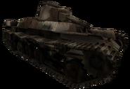 Type 97 ShinHoTo destroyed WaW