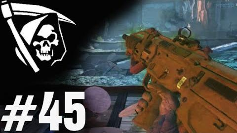 43-1 FREE FALL INFECTED 45 - Call of Duty Ghosts K.E.M